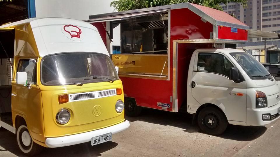 Brasilia Food Truck